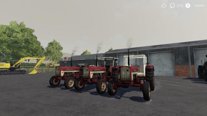 FS19 - International Harvester 453 V1