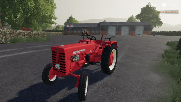 FS19 - International Harvester D430 V1