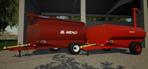 Photo of FS19 – Italian Auger Wagon Pack V1