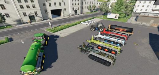 Photo of FS19 – Itrunner Tanker Pack V1