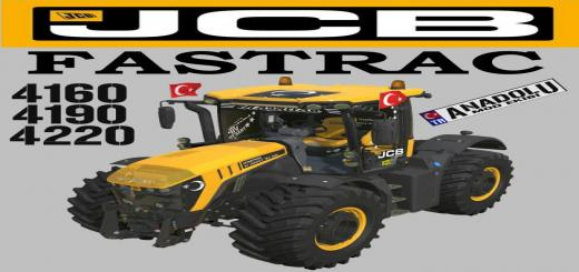 Photo of FS19 – Jcb Fastrac 4000 V1