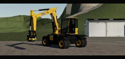 Photo of FS19 – Jcb Hydradig 110W V1