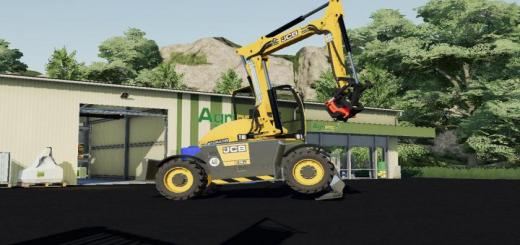 Photo of FS19 – Jcb Hydradig 110W V2