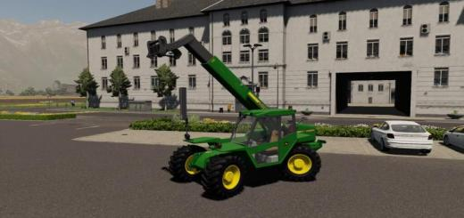 Photo of FS19 – John Deere 4500 V1