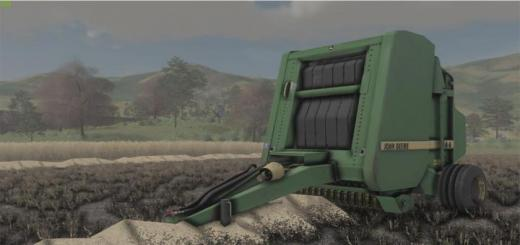 Photo of FS19 – John Deere 466 V1