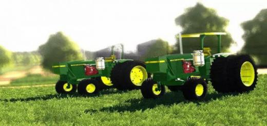 Photo of FS19 – John Deere 5020 And 5010 Kinze Repowers Beta