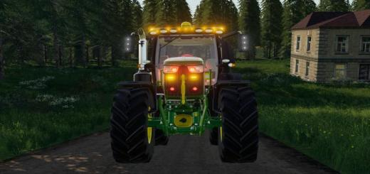 Photo of FS19 – John Deere 6R Toten Fs-Team V1