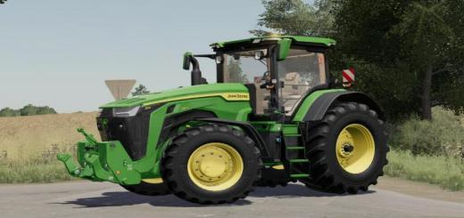 Photo of FS19 – John Deere 7R,8R,8Rt,8Rx 2020 Eu Version V1.0.0.2