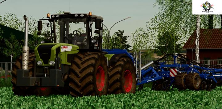 FS19 - Kockerling Terraland 550 V1
