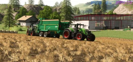 Photo of FS19 – Krampe Bandit 750 V2