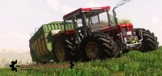 Photo of FS19 – Krone Ladewagen V1