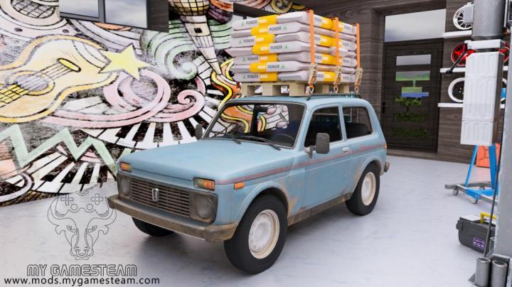 FS19 - Lada Niva 4X4 V1