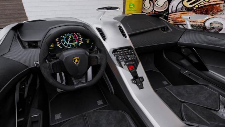 FS19 - Lamborghini Aventador J V2