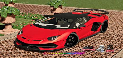 Photo of FS19 – Lamborghini Aventador Svj Roadster V1