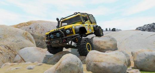 Photo of FS19 – Land Rover Defender 90 V1