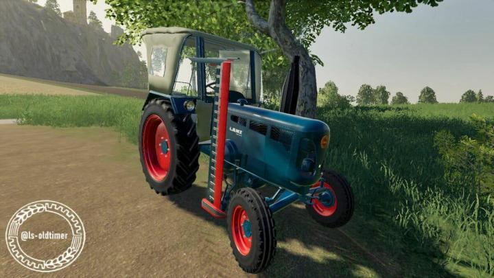 FS19 - Lanz Cutterbar V1