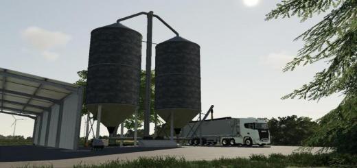 Photo of FS19 – Large Farm Silo V1