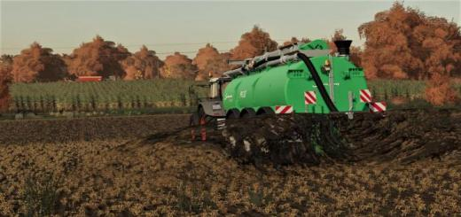 Photo of FS19 – Linear Distributor V1.0.1.0