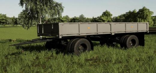 Photo of FS19 – Lizard D83 Trailer V1.2