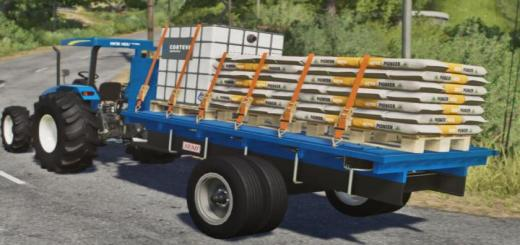 Photo of FS19 – Lizard Semi Granel 10000 V1