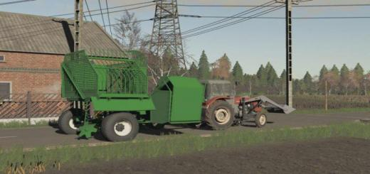 Photo of FS19 – Lizard Z 413 V1