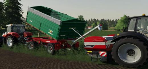 Photo of FS19 – Lomma Zdk 1802 V1