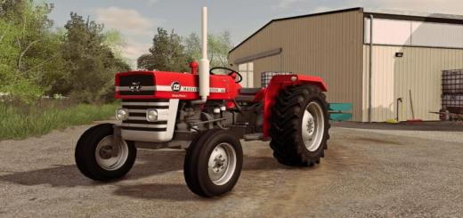 Photo of FS19 – Massey Ferguson 135 V1