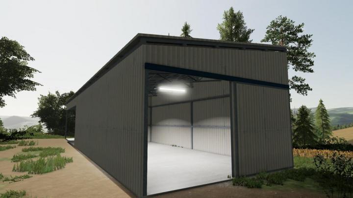 FS19 - Medium Hall V1