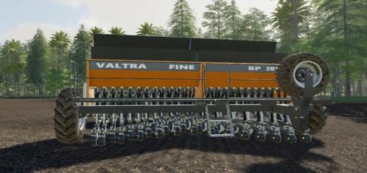 Photo of FS19 – Mf 326 / Valtra Fine 2617 V1