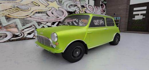 Photo of FS19 – Mini Cooper S 1965 V1