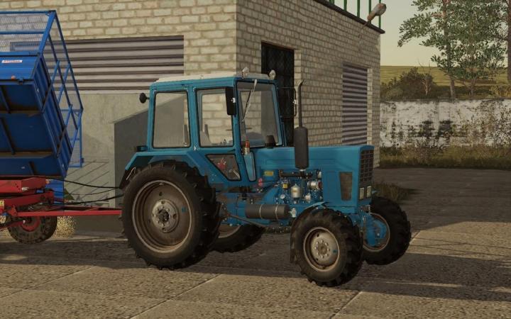 FS19 - Mtz Bearfarm Edit Scholl V1