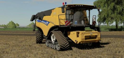 Photo of FS19 – New Holland Cr10.90 Revelation V1