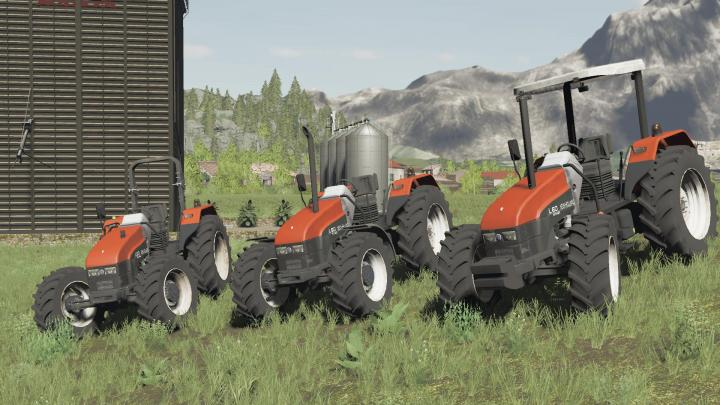 FS19 - New Holland Serie L No Cab V1