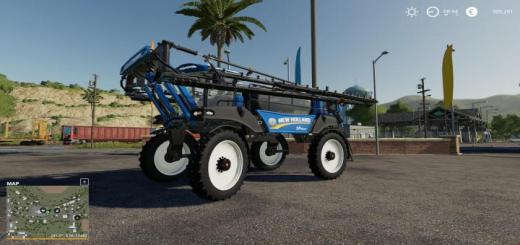 Photo of FS19 – New Holland Sp.400F Section Control V1