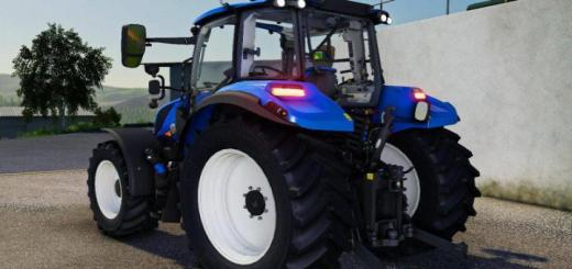 Photo of FS19 – New Holland T5 V1