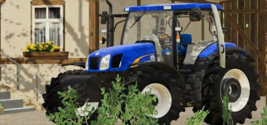 Photo of FS19 – New Holland T6000 Series V1