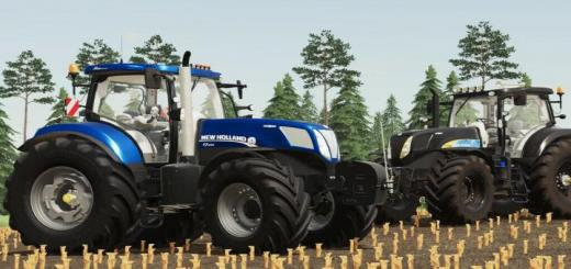 Photo of FS19 – New Holland T7 Ac Series V1.2