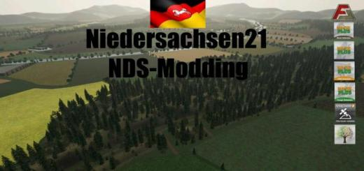 Photo of FS19 – Niedersachsen21 Map V1
