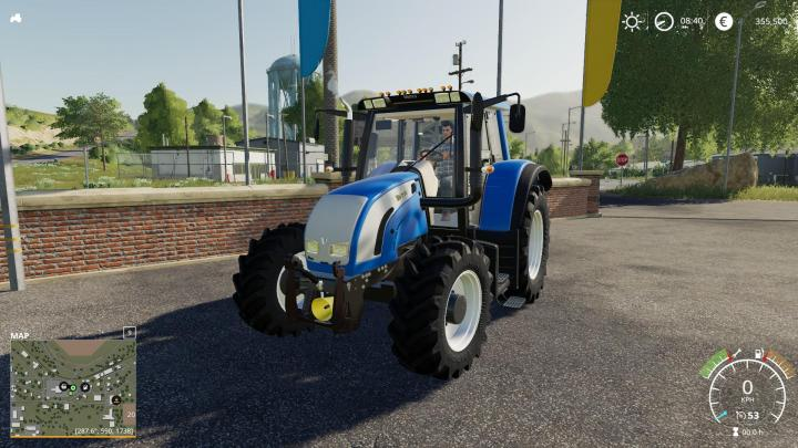 FS19 - Old Valtra N142 Tractor
