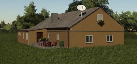 Photo of FS19 – Pack Of Polish Houses V1.1