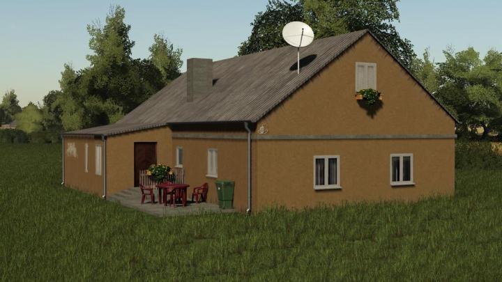 FS19 - Pack Of Polish Houses V1.1