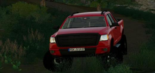 Photo of FS19 – Pierres Pickup V1