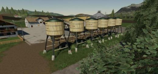 Photo of FS19 – Placeable Filling Stations V1.1