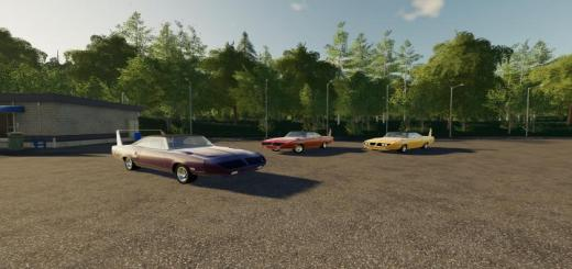 Photo of FS19 – Plymouth Superbird 1970 V1