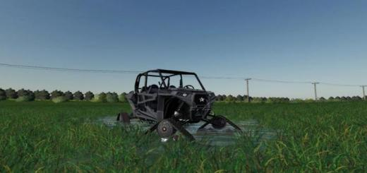 Photo of FS19 – Polaris Allstar Edition V1