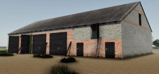 Photo of FS19 – Polish Barn V1