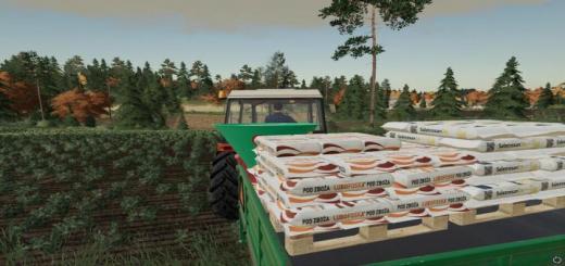 Photo of FS19 – Polish Fertilizer Pallets V1.4