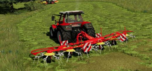 Photo of FS19 – Pottinger Hit 690 N V1.1