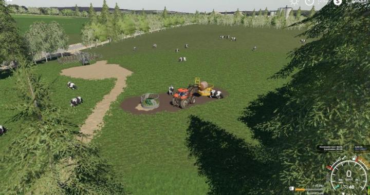 FS19 - Pyes Farm 19 Map V1