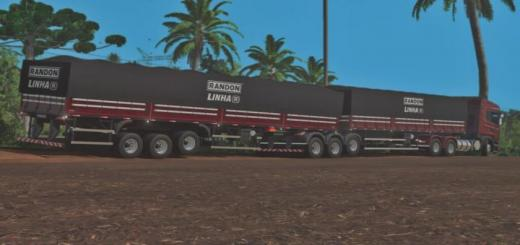 Photo of FS19 – Randon Bitrem Long Bulk Carrier Line R V1